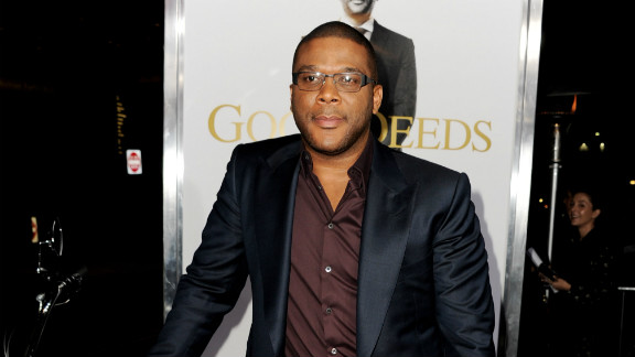 Tyler Perry, in a post on Facebook on Sunday, described a tense encounter with police in Atlanta.