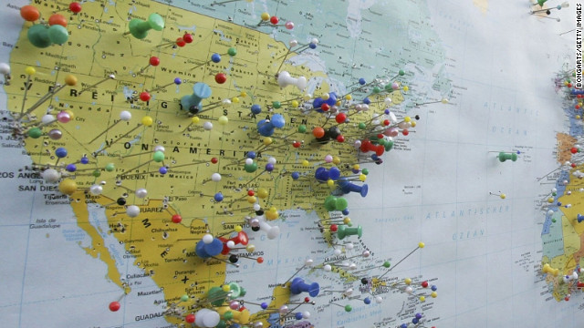 us map with pins rachel talks travel diy breakdown how to build a