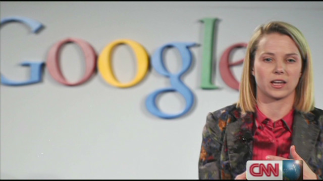 Marissa Mayer: Google's leading woman