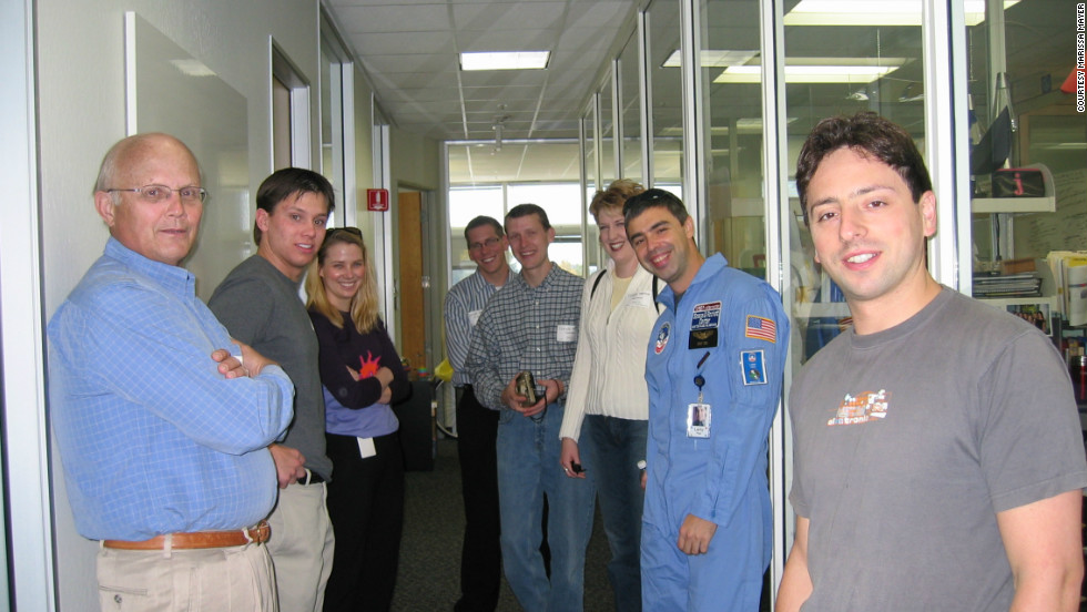 "Early days at Google, Halloween 2004. After agonizing over 14 job offers, she chose to join Google in 1999 because, she says, ""I felt like the smartest people were there, I felt like it was a risk and I felt like it was something I wasn't really prepared to do."""