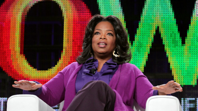 Oprah Winfrey will air her two-part interview with Lance Armstrong on OWN starting Thursday.