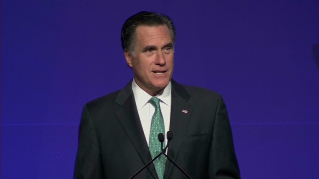 Romney: Obama can't run from record