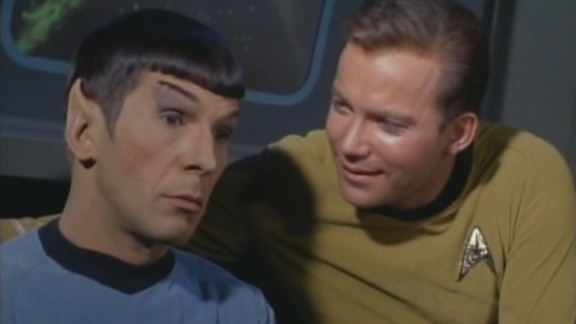 "In a lot of ""Kirk/Spock"" fan fiction, the ""Star Trek"" characters engage in a homoerotic relationship."