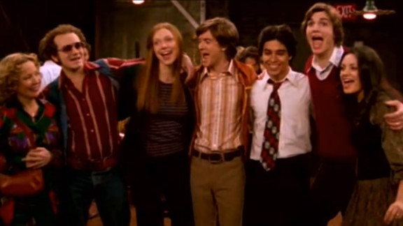 """A still from """"That '70s Show."""""""