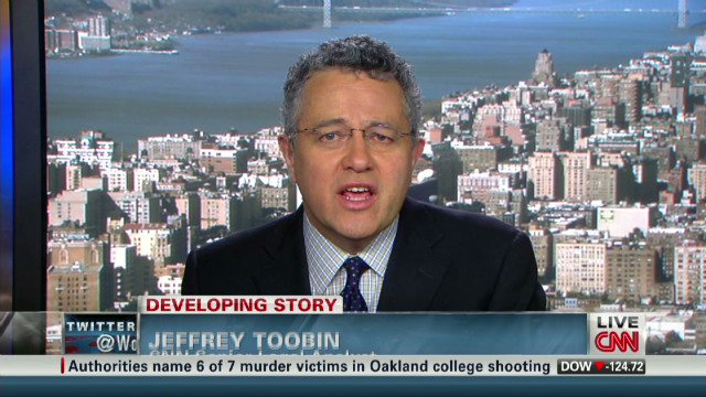 Toobin: This was a 'judicial hissy-fit'
