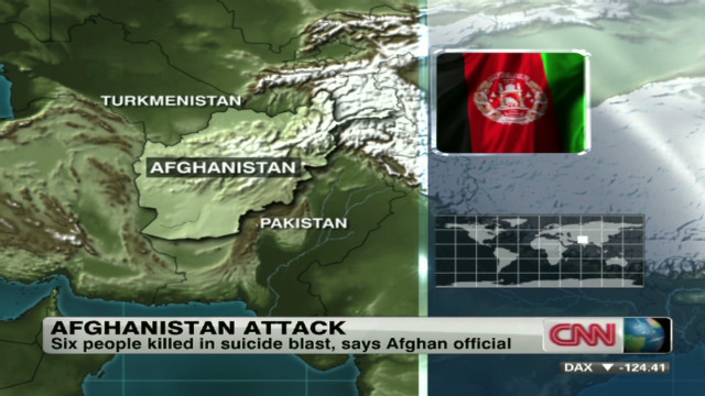 walsh afghanistan suicide attack _00000000