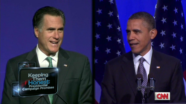 Dissecting Romney, Obama remarks