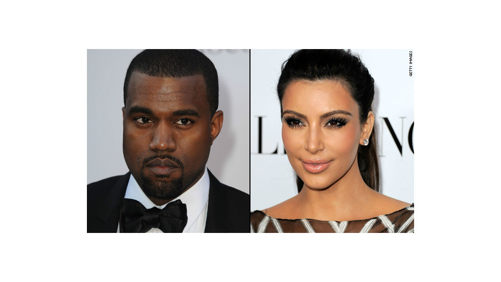 "The couple could link up their names and make ""Kimye"" a real thing? No? OK, we will try again."