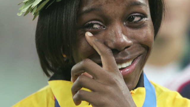 Human to Hero: Veronica Campbell-Brown