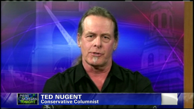 Nugent: Trayvon case a tragedy