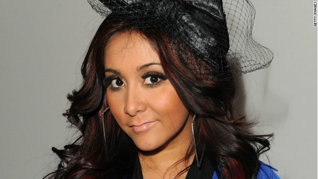 "There have admittedly been some adjustments on ""Jersey Shore"" to accommodate Snooki's pregnancy."