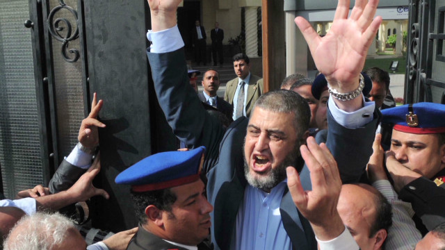 Egypt: Muslim Brotherhood president?