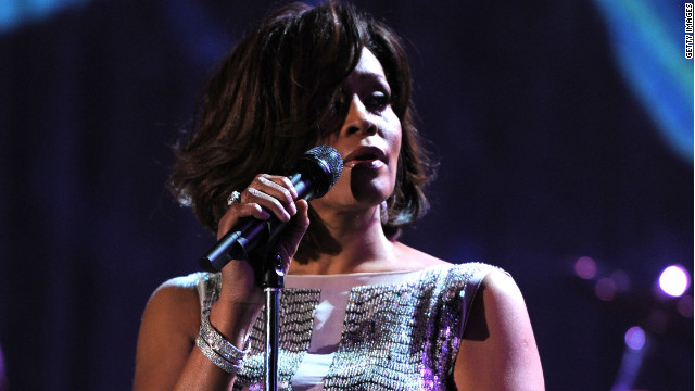 Report reveals how Whitney Houston died