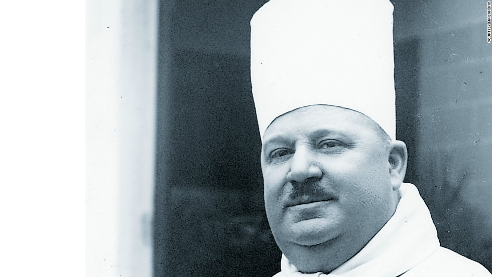 "Anne-Sophie Pic says: ""My great grandmother taught my grandfather how to cook, so the family cuisine came from a woman."" Pic's grandfather, Andre Pic was awarded the three-Michelin-star rating in 1934."