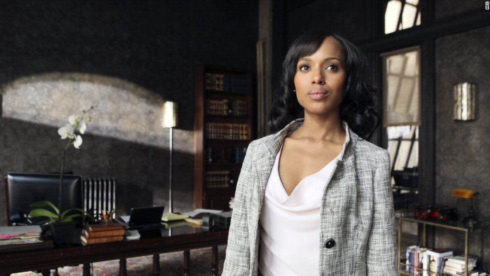 "<strong>""Scandal"" season 4:</strong> Kerry Washington is Olivia Pope, the ultimate fixer in the nation's capital. <strong>(Netflix) </strong>"