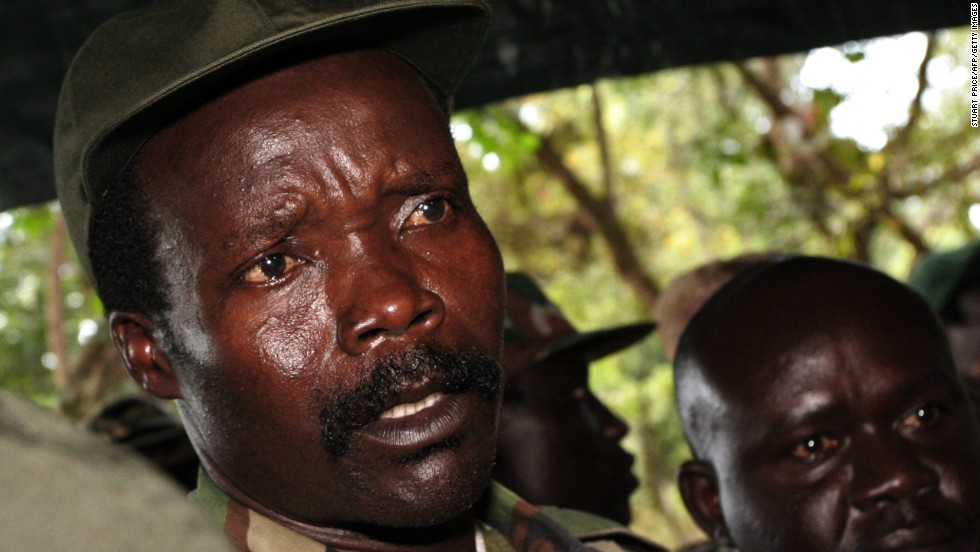 "<strong>5. Joseph Kony</strong>Kony is a fugitive warlord and leader of the Lord's Resistance Army, which has caused terror across Uganda and Central Africa for more than two decades.The reason you've heard him in the news this year is as the subject of ""KONY 2012,"" an online documentary made by the American activist group Invisible Children, which had been watched 74 million times within a week of its release on YouTube in March. This viral video proved the internet's power to highlight issues."