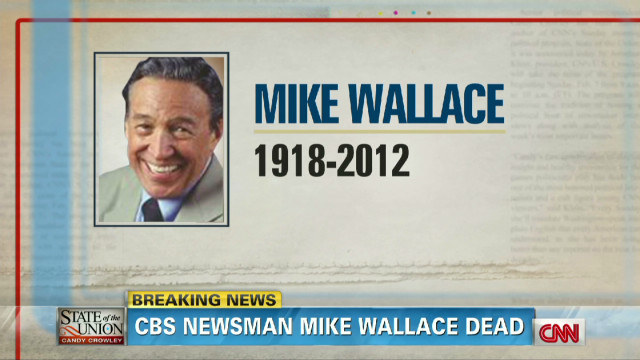 King and Kurtz remember Mike Wallace