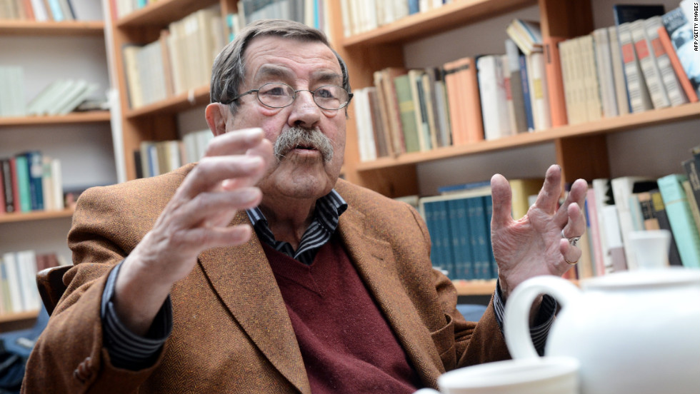 "He <a href=""ht/04/13/living/gnter-grass-nobel-literature-author-death/"" target=""_blank"">won a Nobel Prize in literature in 1999,</a> with the awards committee saying: ""In his excavation of the past, Gunter Grass goes deeper than most and he unearths the intertwined roots of good and evil."""