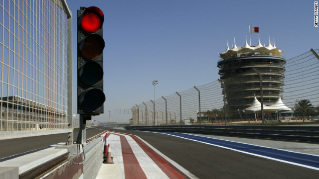 F1's dilemma over Bahrain Grand Prix