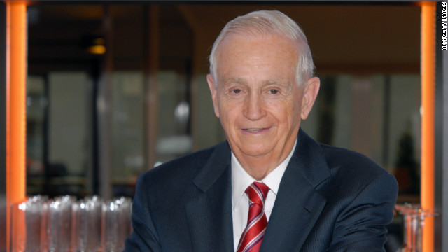 Executive Chairman of Marriot International, Bill Marriott