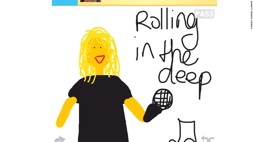 The surprising draw of 'Draw Something' - CNN