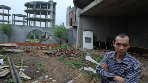 Zheng and his collaborators are building an art complex on the outskirts of Yangjiang.