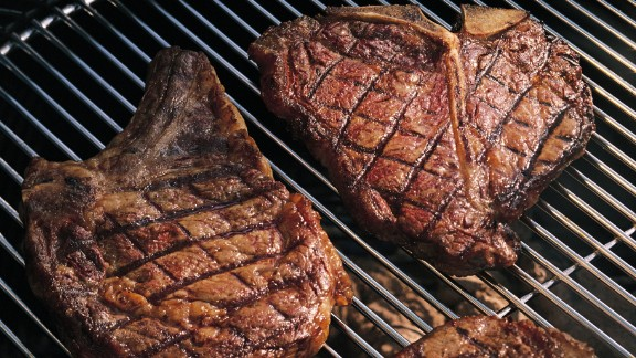 Some studies have linked eating too much red meat with a shortened life span.