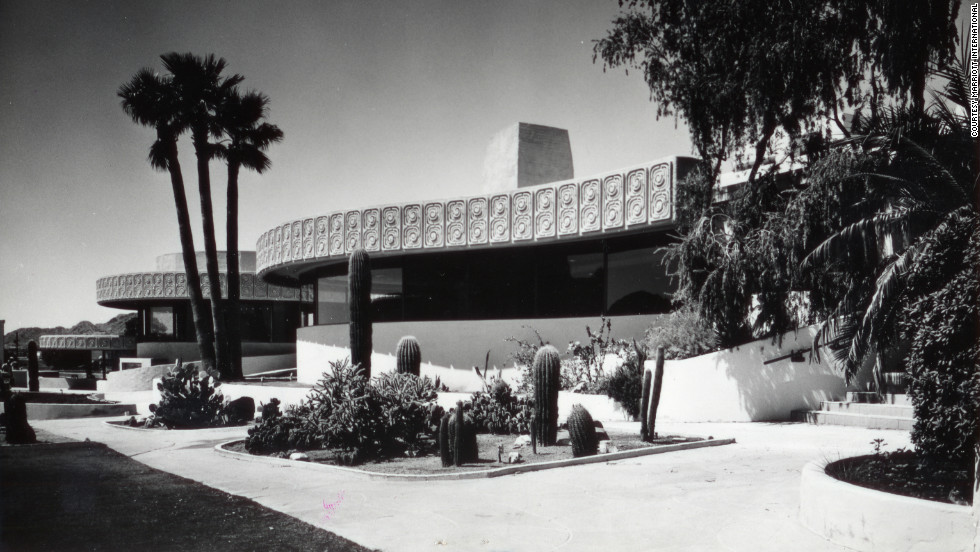 In 1967 Marriott acquired Camelback Inn, in Scottsdale, Arizona -- its first resort property.<br />