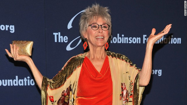 The National Association of Latino Independent Producers will honor actress Rita Moreno at its annual conference.