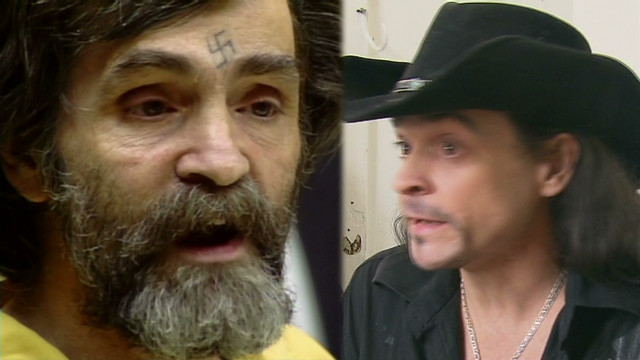 Man says he may be Charles Manson's son