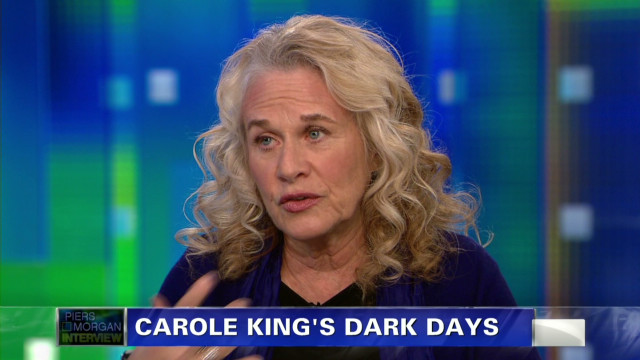 Carole King On Abuse Cnn Video