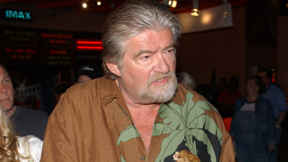 Joe Eszterhas, shown in 2005, insists he worked diligently on his script for a film about Judah Maccabee.