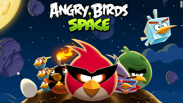 Virus found in fake Android version of 'Angry Birds: Space' - CNN
