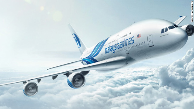 Malaysia Airlines' first A380 service starts July 1, 2012.