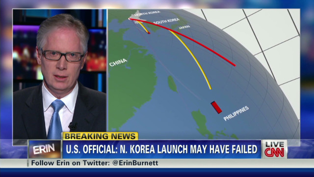 Cha: After Korean missile attempt