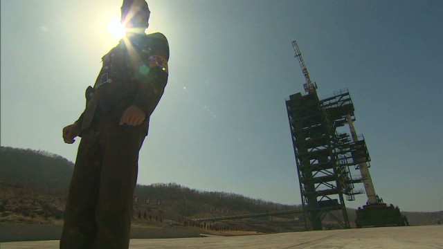 What N. Korea's rocket tells the world