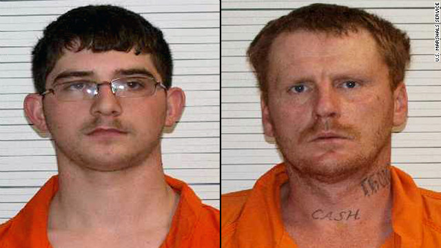 Anthony Ray Jenkins, 20, and David Jason Jenkins, 37, are accused of kidnapping and assaulting a gay man.