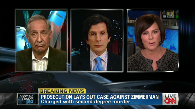 Can Zimmerman's attorney get him bond?