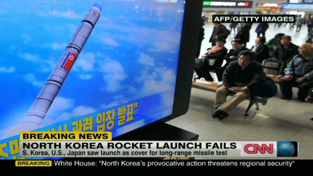 South Korea trying to recover rocket