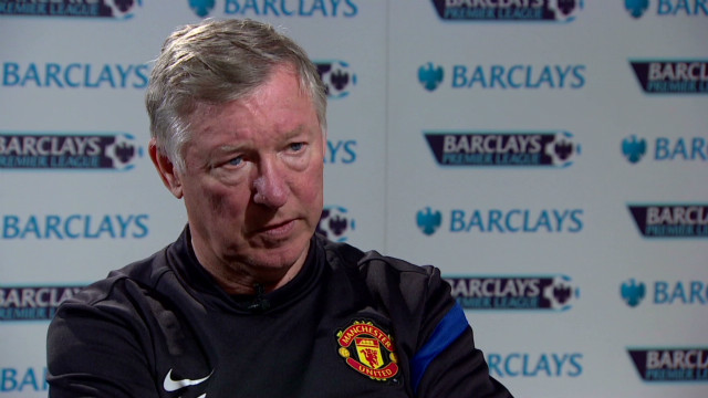Ferguson: EPL title race not over