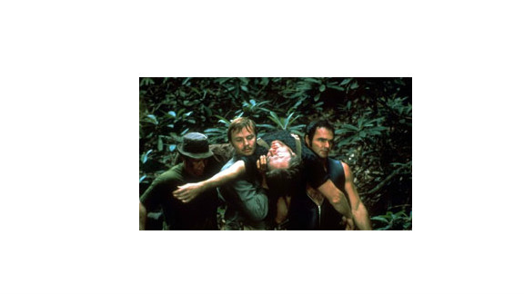 """""""Deliverance"""" explored the tensions between old and new South -- and is remembered for scenes involving stereotypes."""