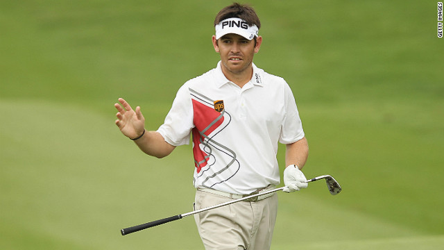 Louis Oosthuizen is on course for victory in Malaysia, a week after losing a playoff to Bubba Watson at the Masters