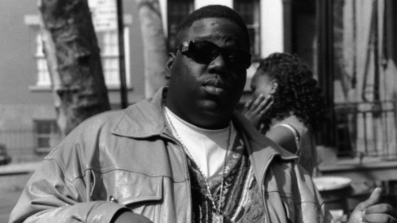 The Notorious B.I.G., also known as Biggie Smalls, among other nicknames, died in 1997 at age 24 after being shot multiple times near Los Angeles.