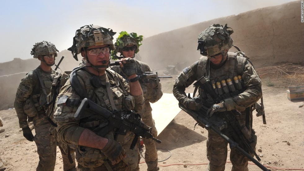 Expert: U.S. will stay in Afghanistan past 2016
