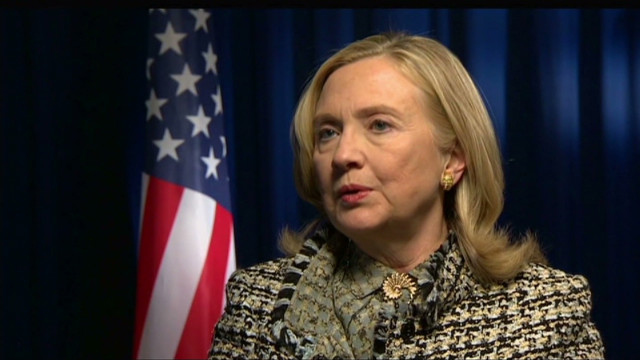 Clinton: Syrian leader running out of time