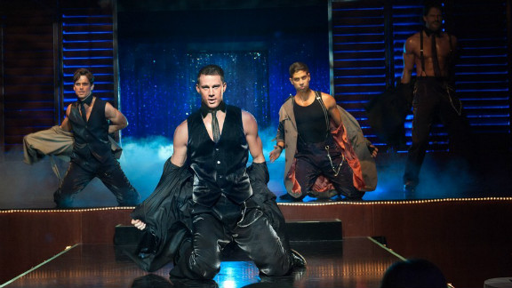 """A still from the movie """"Magic Mike."""""""