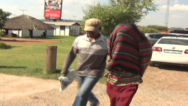 Shocking Rape Video Goes Viral In South Africa - Cnn-5462