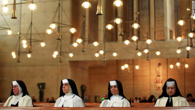 Vatican crack down on 'radical' nuns