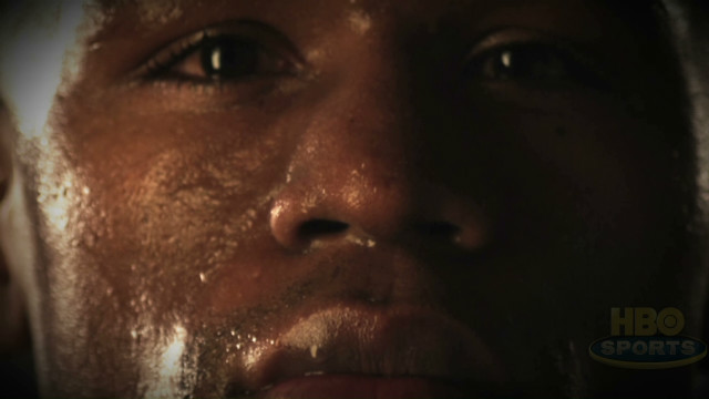 Portrait of a fighter: Floyd Mayweather