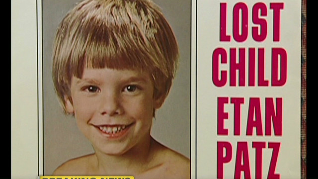 New search for Etan Patz